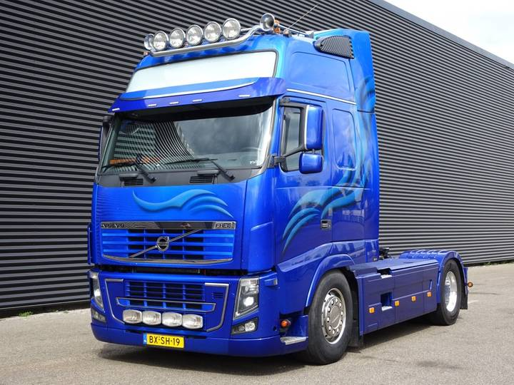 Volvo FH 16.600 EURO 5 / GLOBE XL / NL TRUCK / TOP CONDITION - 2010