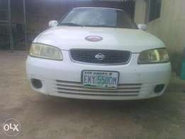First body, very clean Nissan Sentra.