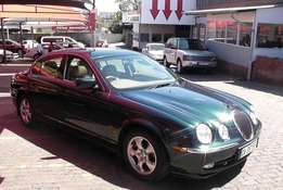 jaguar s type 3.0 v6 se