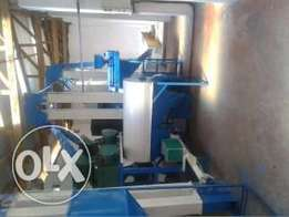 Altomatic sifted flour mill