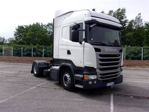 Scania R410 - 2016
