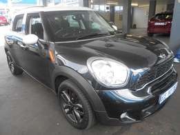 2011 Mini Cooper S 1.6 countryman For R 195000