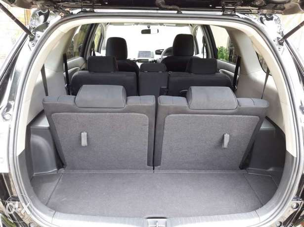 Choices of Black n Silver Toyota Wish 2010 KCP number Mombasa Island - image 2