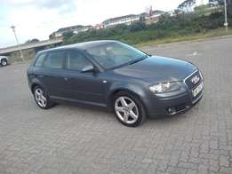 2007 Audi A3 2.0 T DSG FSi Paddle Shift Sportback