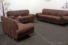 Buffalo Suede California lounge suite on sale