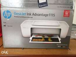 HP Colored Printer - High Quality Printing