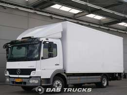 Mercedes Atego 818 L - To be Imported