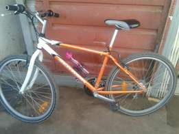 I am selling bicycle