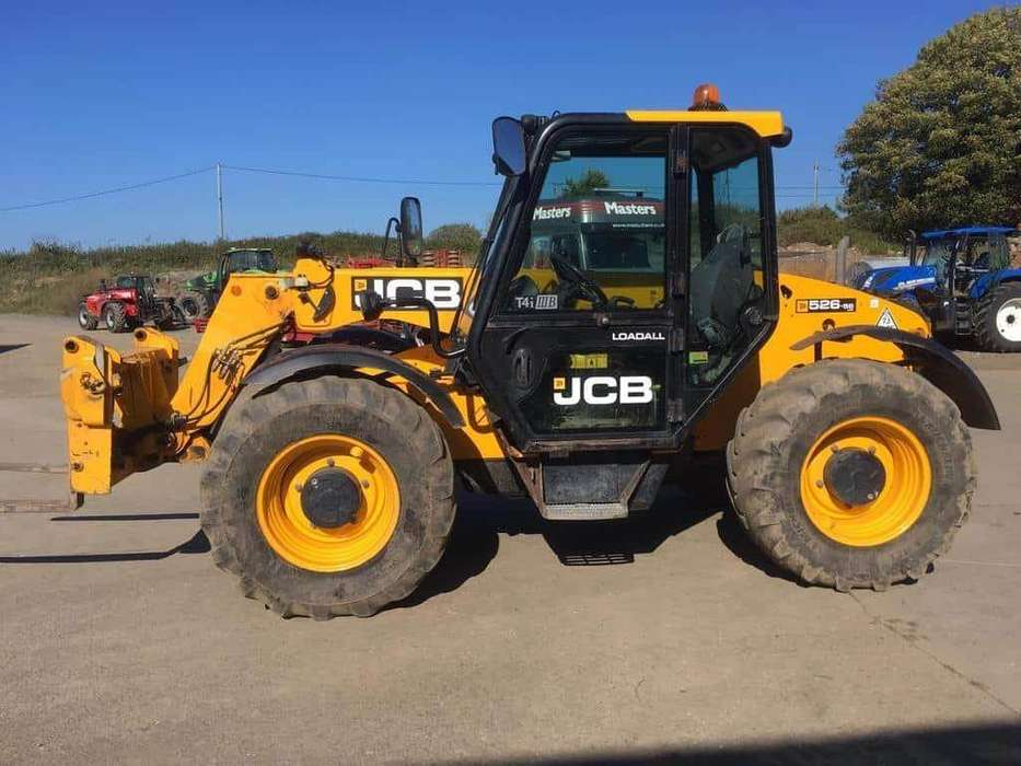 JCB 526-56 Agri - 2014