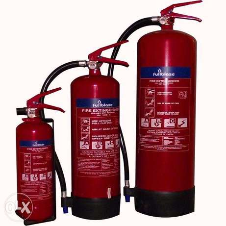 fire extinguishers for sale amman - jordan ( Free delivery )