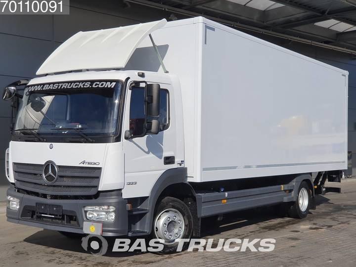 Mercedes-Benz Atego 1223 L 4X2 German-Truck Ladebordwand Euro 6 - 2015