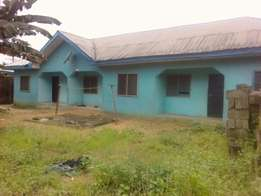 Completed Building and Land for Sale