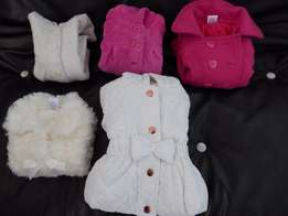 Pre-loved Baby Girls Winter Coats