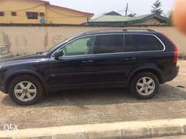 2006 Volvo XC90 Less than 3 Months Used