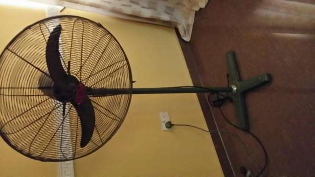 "26"" Ox fan Kosofe - image 1"