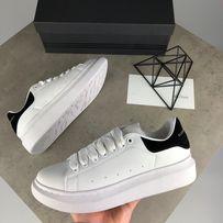 34ef877547918 Alexander McQueen black / white damskie buty Louis Vuitton Gucci 36-40