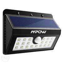 Solar Security Light with Motion Sensor - Weatherproof