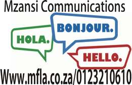 French and Spanish language learning