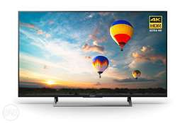Sony 55 inch 4K UHD Smart LED TV - KD-55X8500E