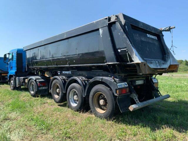 Schmitz Cargobull SKI24 STAHL 25m3 5731 kg - 2005