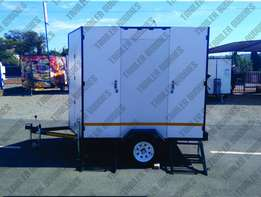 Toilet trailers x 2.2m