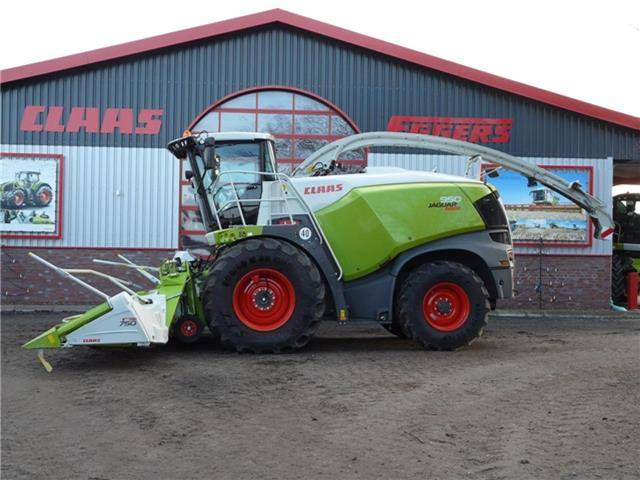 Claas JAGUAR 950 Tier 4 - 2018