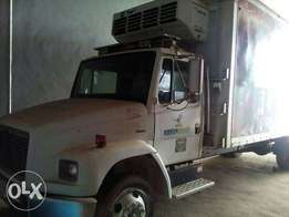 Refrigerator Truck Direct From USA.