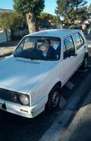 Urgent sale selling VW Golf CHICO 1.3 VERY NEAT LADY OWNER RUNNING G