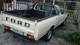 3l ford cortina bakkie