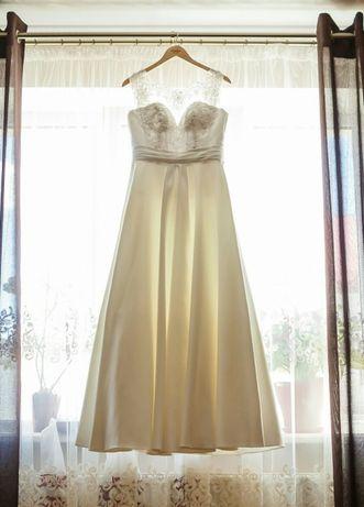Весільна сукня  4 500 грн. - Весільні сукні Львів на Olx 1cb62596ed2bb