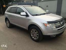 Neat and sharp Toks 2008 Ford Edge, leather interior; N3.3m only