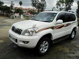 Toyota Prado Diesel For Sale