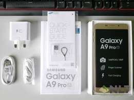 Brand new samsung galaxy a9 pro for sale