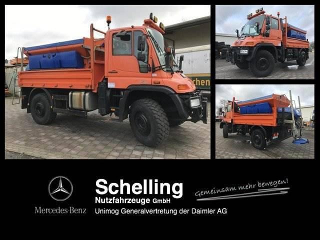 Unimog U 500l - Schmidt Stratos B40k - 4m³ - - 2006