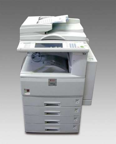 Ricoh MP 3025 photocopier. Must sell price Nairobi CBD - image 1
