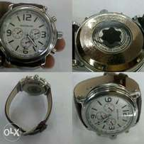 Water resistant 3atm Montblanc