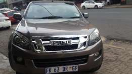 2016 Isuzu KB300 D-Teq LX Available for Sale