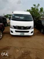 very clean 2014 Nissan hummer bus bought brand new for cheap sell
