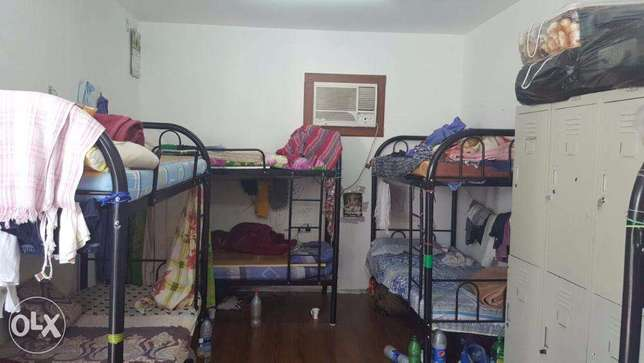 Furnished Labour Camp for Rent in Misfah