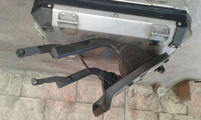 Kappa Givi Top Box bracket for BMW 650 GS Witbank - image 2