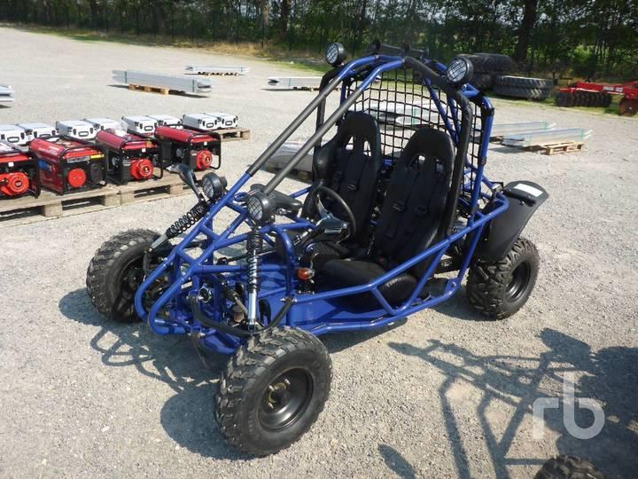 DK300/G7-08 Cross Buggy - 2019