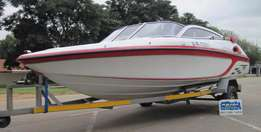 2006 Infinity 181 with 150hp Mercury EFi