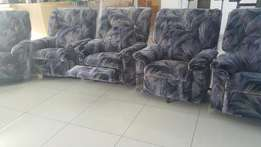 6 off Recliners for sale