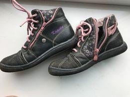e53cdd163 продам демисезонные ботинки KAPIKA 31 размер