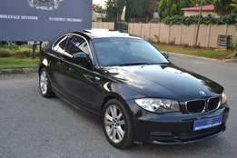 2010 Bmw 120D coupe in good condition