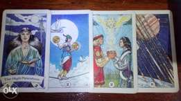 Tarot Reader and Emotional Healing Coach and Therapist
