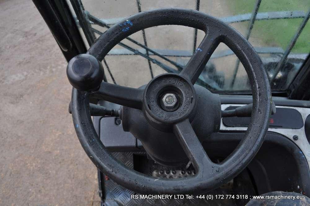 JCB TLT25D TELETRUK ŁADOWARKA TELESKOPOWA - 2007 - image 5