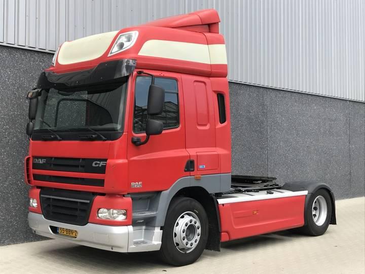 DAF CF85-410 Euro5 EEV ATE NL Truck TUV; 3-2020 - 2013