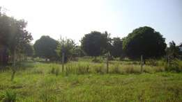 0.25 acre plots for sale in Ukunda