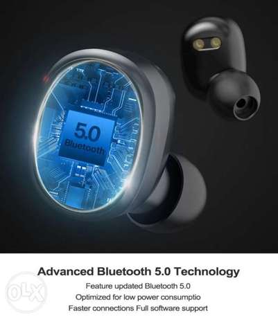 Earbuds ausdom 400mah battery الرياض -  3